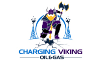 Charging Viking